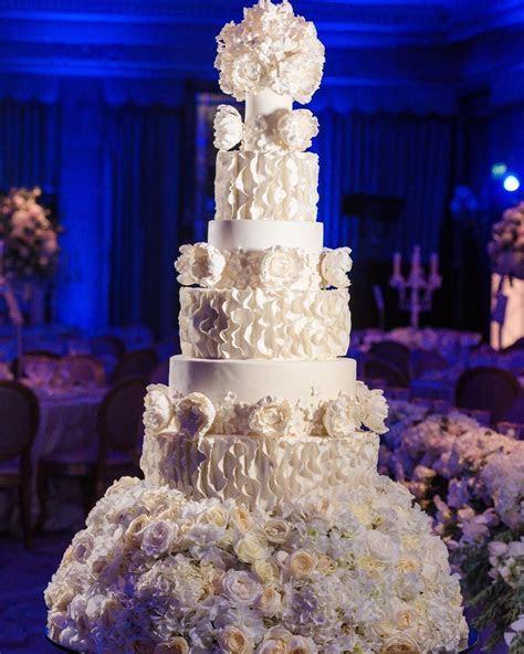 Sweet Hollywood Wedding Cake Designer London ~ My Afro