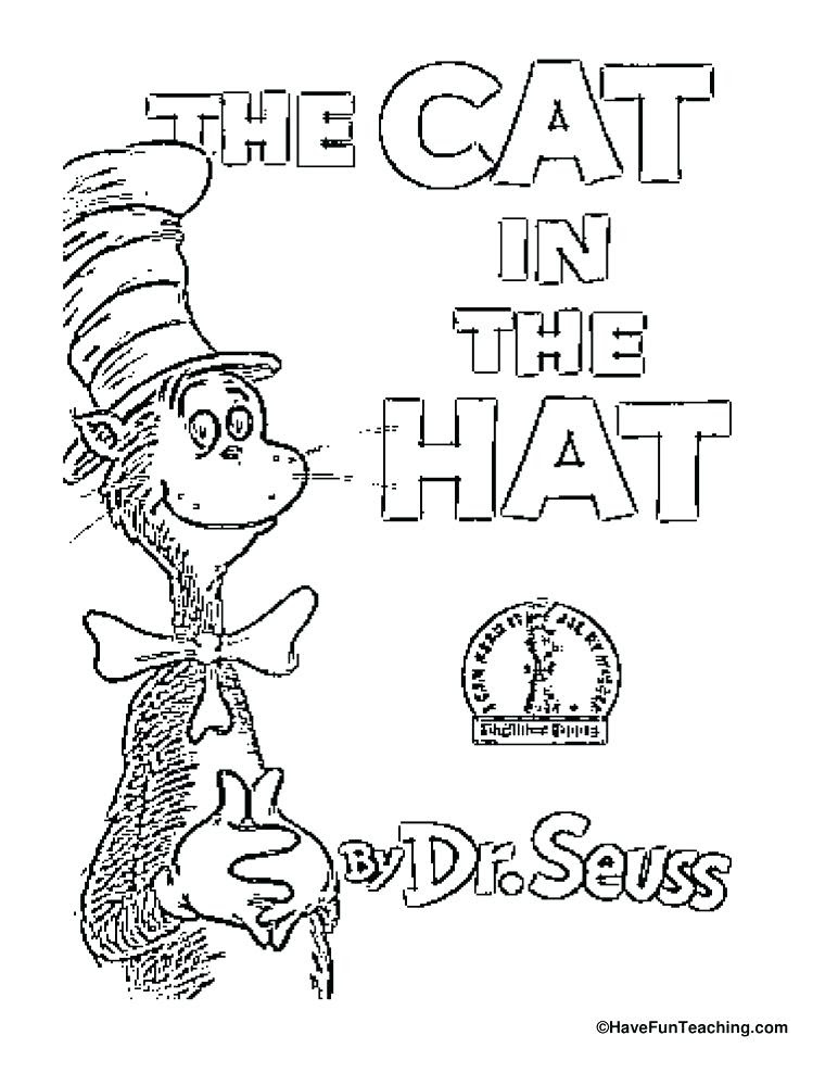 Cat And The Hat Drawing at GetDrawings | Free download