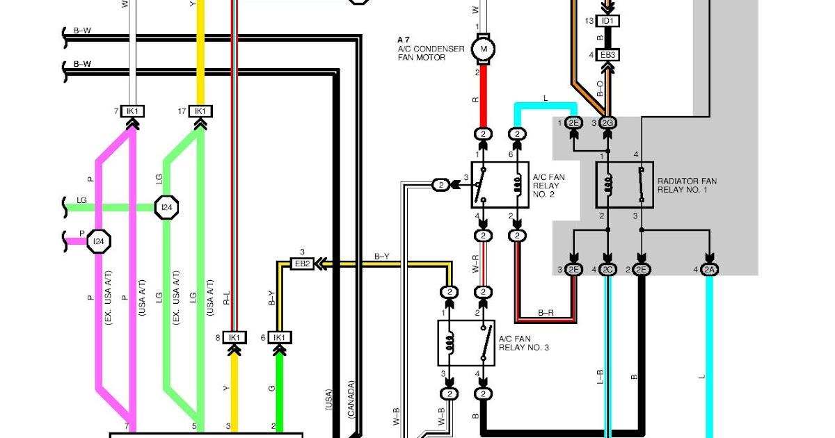 Daihatsu Mira L2 Wiring Diagram