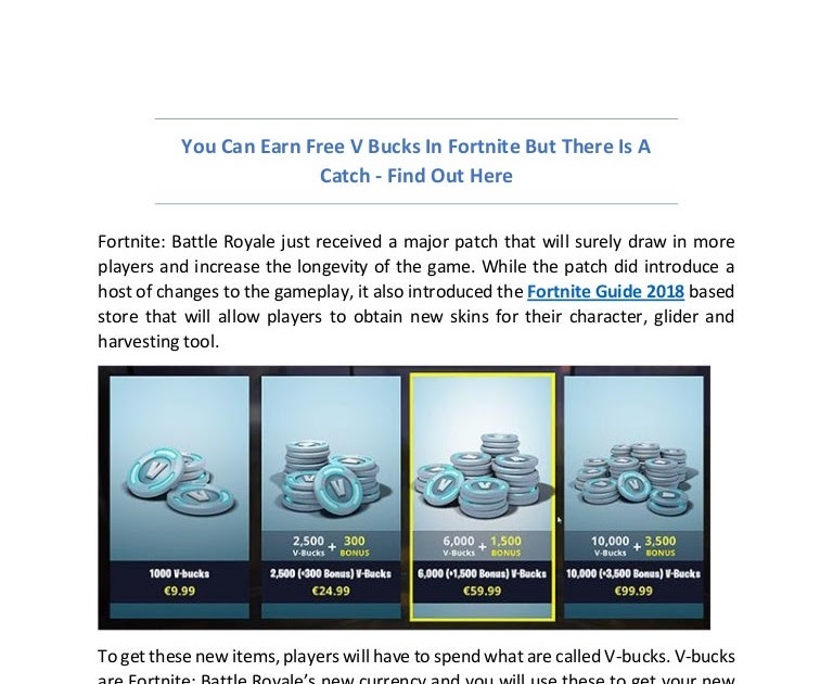 Carte Cadeau V Bucks.V Bucks Thumbnail Fortnite Mobile Hacks V Bucks