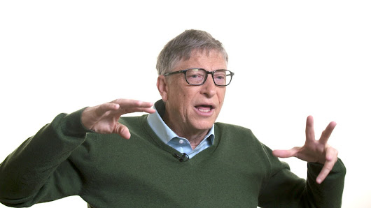Bill Gates: the robot that takes your job should pay taxes - YouTube
