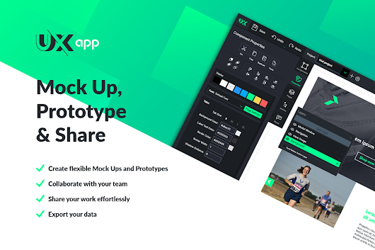 UX-App – Mockup, Prototype, Collaborate And Share From Your Browser is on AppRater