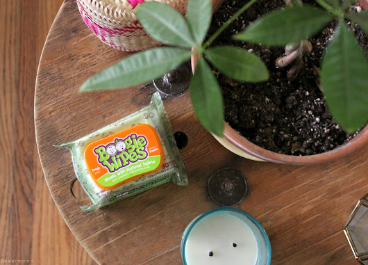 Not just for kids: Boogie Wipes + dairy detox | Pearmama