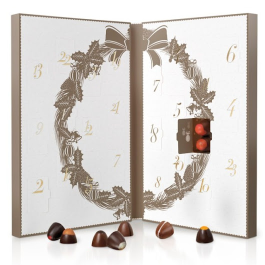 Win A Hotel Chocolat Advent Calendar