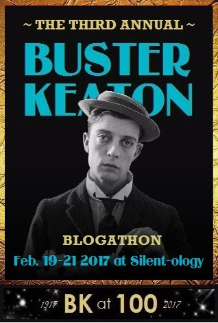 The Third Annual Buster Keaton Blogathon
