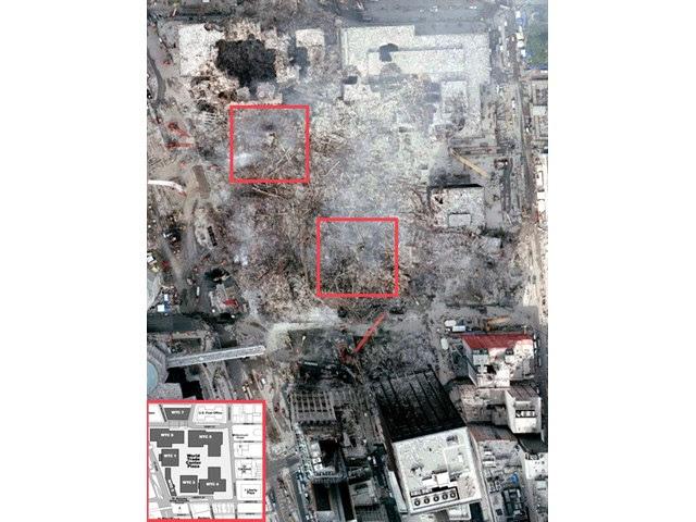 Куда исчезла сталь от Всемирного Торгового Центра 9.11?