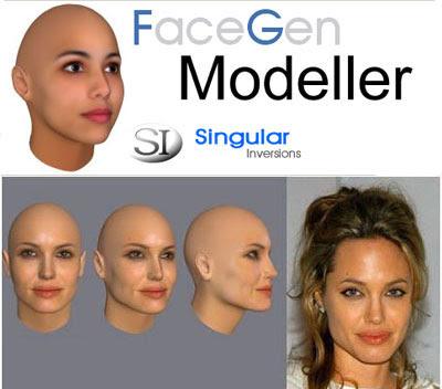 facegen modeller free full