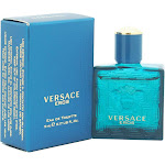 Versace Eros Mini Cologne for Men - 0.17 oz bottle
