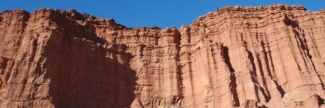 Le Parc Ischigualasto ou Vallée de la lune