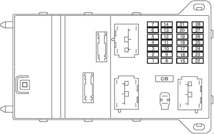 2007 Lincoln Mkz Fuse Box Diagram Wiring Diagram Workstation Workstation Pasticceriagele It