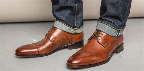 Men's Leather Dress Shoe Styles   The Ultimate Men's Dress