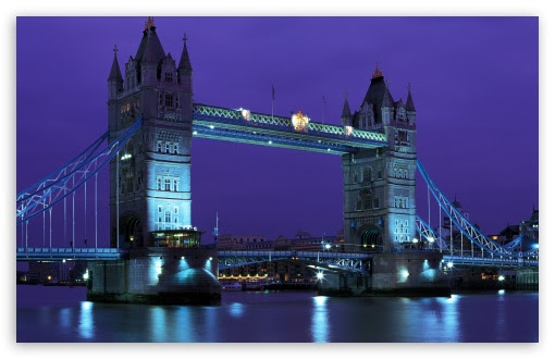 London Tower Bridge 4K HD Desktop Wallpaper for 4K Ultra HD TV • Wide  Ultra Widescreen