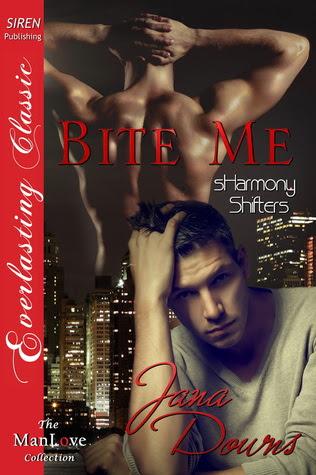 Bite Me  (sHarmony Shifters #1)