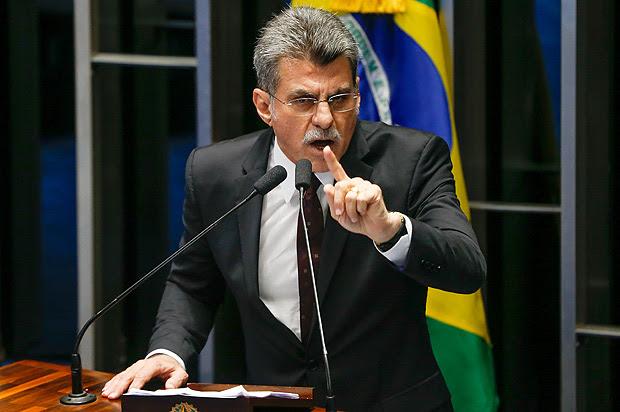 Romero Jucá, ministro do Planejamento, disse que criar novo imposto não é a primeira opção do governo