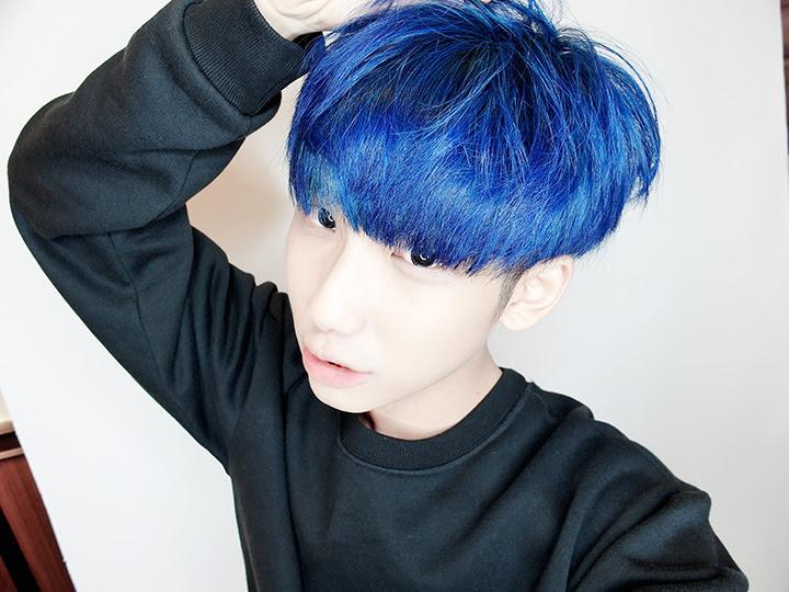 blur hair typicalben