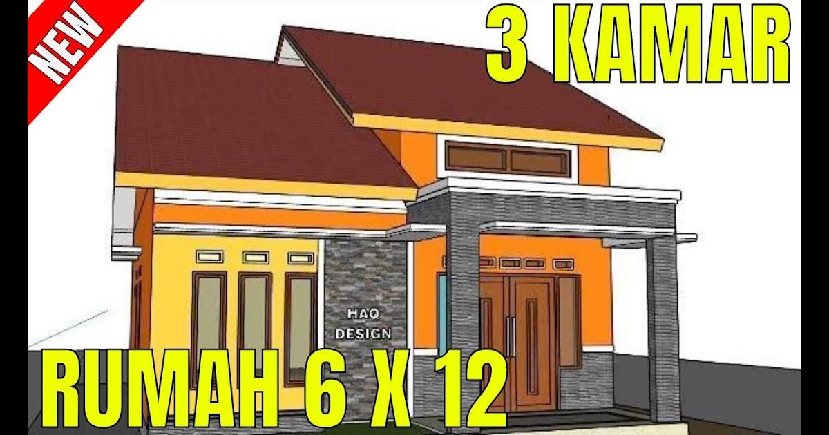 rumah minimalis 1 lantai 3 kamar tidur tampak depan