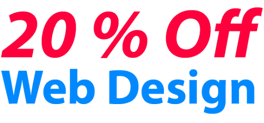 April 2017 is Web Design Discount Month - Jacobito Design