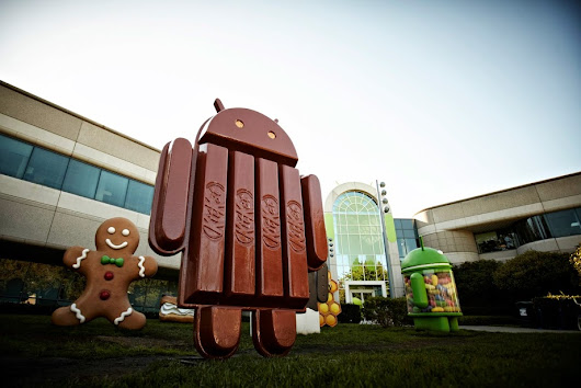 Google teases upcoming Android 4.4 as 'KitKat'