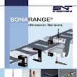 All new Ultrasonic Sensor Catalogue from SNT Sensortechnik AG - Sens2B | Sensors Portal