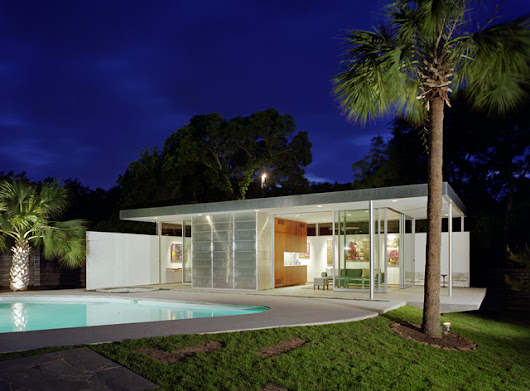 5 Modern Pavilions and Pool Houses