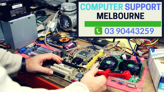 5 Computer Support Melbourne Services Can Make Your Life Easy