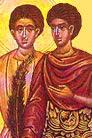 Donaciano y Rogaciano, Santos