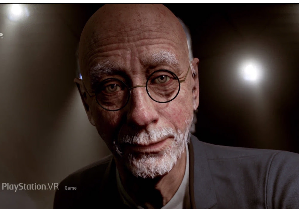 Until Dawn developer is working on the unsettling, VR 'Inpatient' screenshot