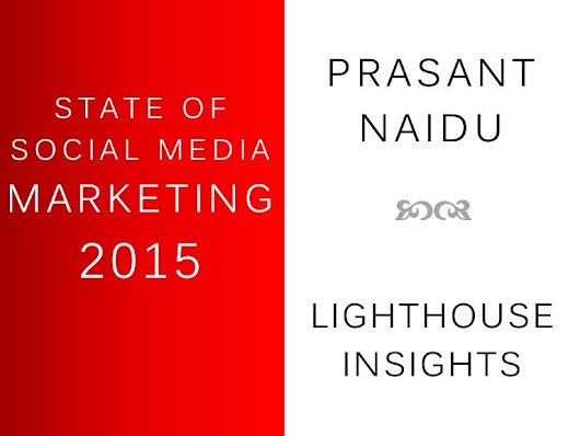State Of Social Media Marketing 2015