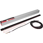 Genie Belt Drive Garage Door Tube Rail Extension Kit