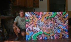Shurman with latest piece