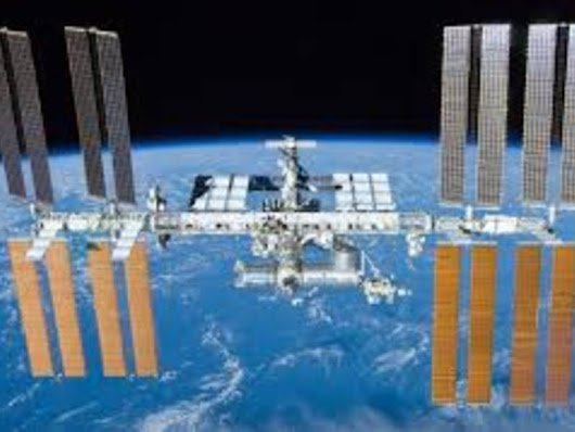 Clear View Of International Space Station Tonight For Maryland