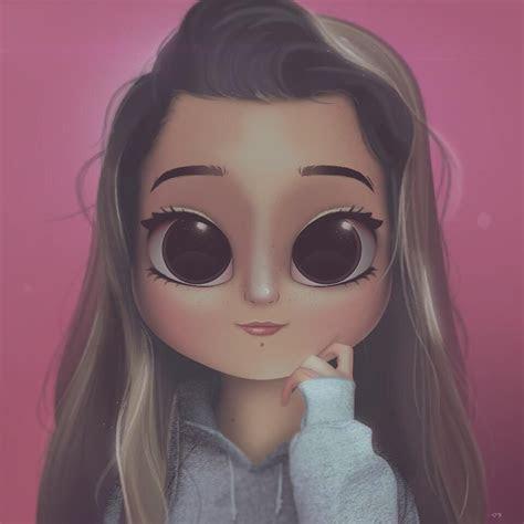 pin  fjj  random cute girl drawing cute cartoon