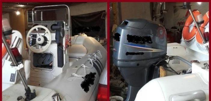 Σκάφος εκλάπη στο Βόλο και βρέθηκε στη Ναύπακτο! (ΦΩΤΟ)