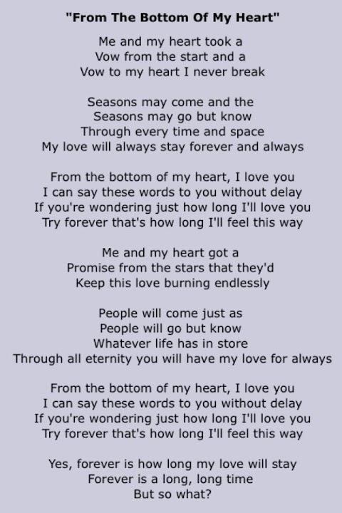 Stevie Wonder I Will Love You Always Lyrics