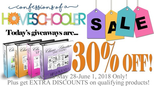 LAST DAY! Homeschool Curriculum Sale! - Confessions of a Homeschooler
