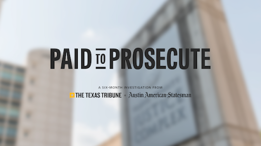 Paid to Prosecute