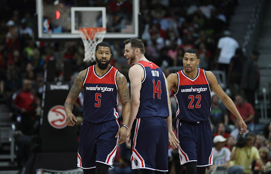 The Washington Wizards: Built like a Championship Team