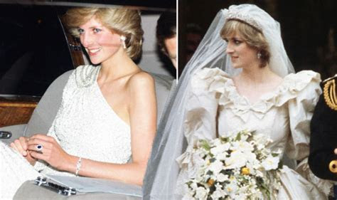 Princess Diana: Second secret wedding dress for revealed