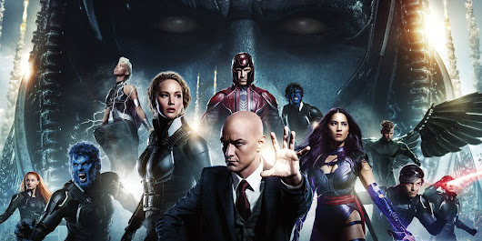 The 4 Best Things about X-men: Apocalypse