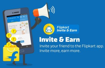 Flipkart app refer and earn unlimited jerry geevarghese viji