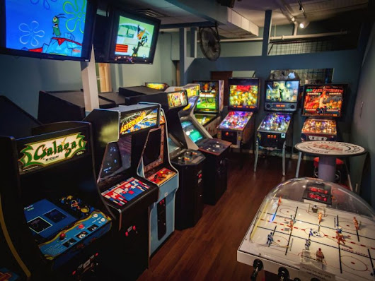 New Arcade-Themed Bar Opens in Metuchen Friday
