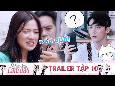 Muôn Kiểu Làm Dâu | Trailer Tập 10: Fanny nhất quyết không chịu nhận Khánh Ngô làm gia sư vì XẤU