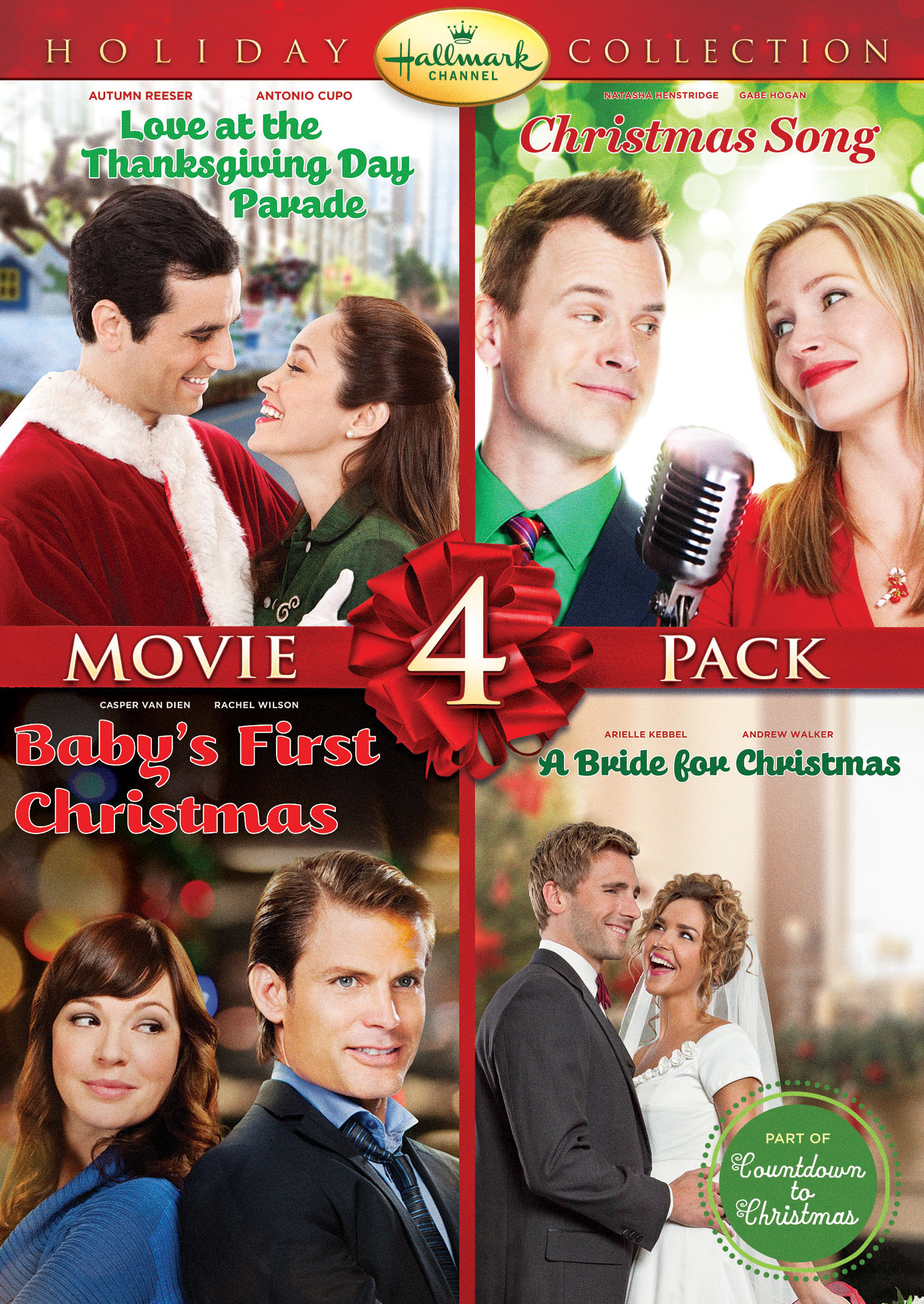 The Christmas Card Hallmark Dvd - Natal Kau
