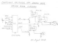 Sears Garage Door Sensor Wiring Diagram
