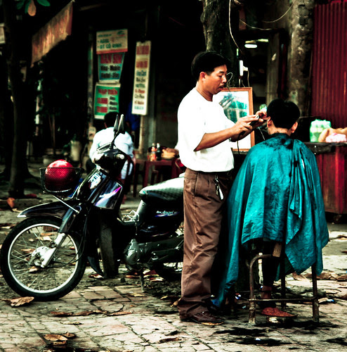 Old School Barber