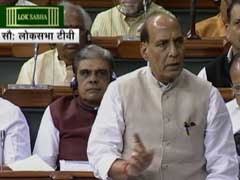 Congress Hits Back at Rajnath Singh on 'Hindu Terror' Remark