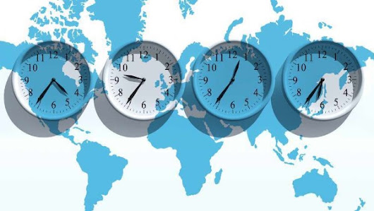 A Few Fun World Time Zones Facts - Gr8 Travel Tips