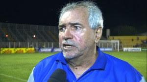Marcos Birigui, técnico do Sinop (Foto: Reprodução/TVCA)