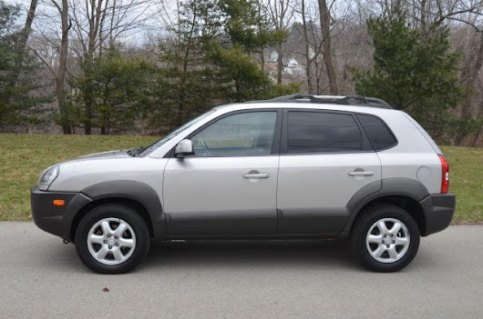 Used 2005 Hyundai Tucson for Sale in Pitcairn PA 15140 Golick Motor Company