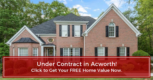 Another Home Under Contract in Acworth!